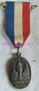 RG773-MEDAILLE-PELERINAGE-ACTION-CATHOLIQUE-FRANCAISE-a-ROME