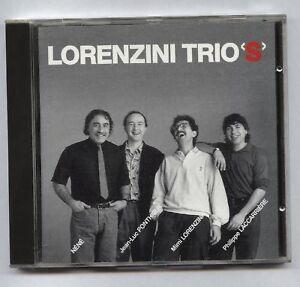 LORENZINI-TRIO-039-S-034-S-T-034-FRENCH-jazz-ORIG-CD-MUSEA-1989-NMINT