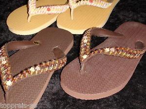 Trendmarkierung Exclusiv Badelatschen Sandalen Glitzer 30 32 34 35 36 37 38 39 40 Damen Mädchen Kindermode, Schuhe & Access.