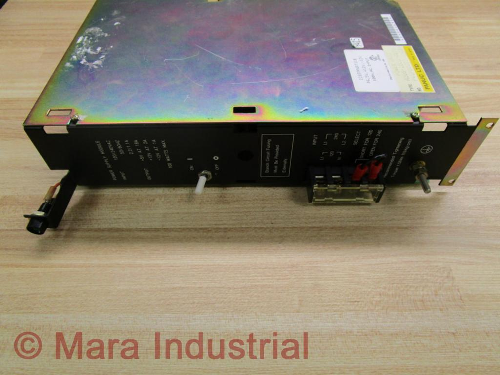 Fanuc A20B-1003-0870 Circuit Board Power Unit