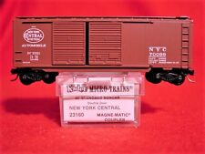 KD 23160 NEW YORK CENTRAL 'AUTOMOBILE' 40' DD Box Car #70099 MINT N-SCALE