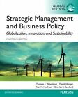 Strategic Management and Business Policy: Globalization, Innovation and Sustainability: Global Edition by Thomas L. Wheelen, J. David Hunger, Alan N. Hoffman, Charles E. Bamford (Paperback, 2014)