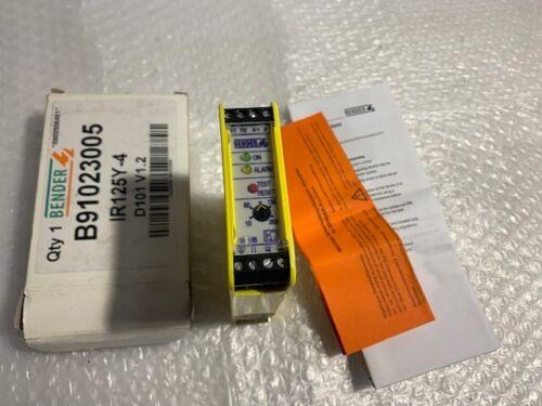 Bender IR125Y-4 Isolationsüberwachungsgerät Insulation Monitoring Device