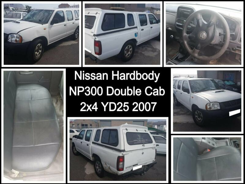 Nissan Spares for sale