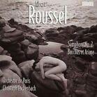 Roussel Orchestre De Paris Eschenbach Symphony No 2 Op 23 CD