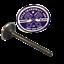 Neuf-Kpmi-Oversize-1mm-Noir-Admission-Valve-2014-Polaris-Rzr-1000-XP-Eps miniature 1