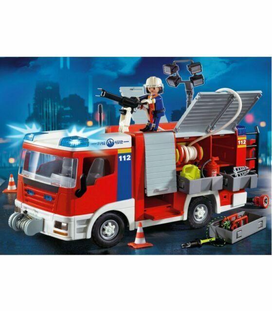 camion Playmobil 4821 ref 12