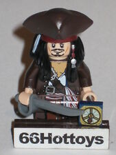 LEGO Pirates of the Caribbean 4195 Jack Sparrow Mini Figure NEW
