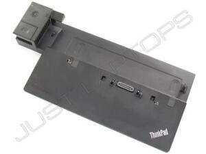 Lenovo-ThinkPad-T450-Pro-Docking-Station-Port-Replicator-Unlocked-Dock-Only