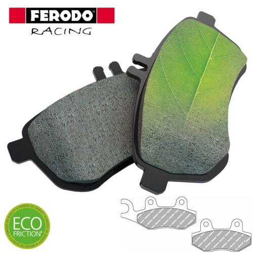 TRIUMPH SPRINT GT 1050 2011 Ferodo Eco Friction Rear Brake Pads