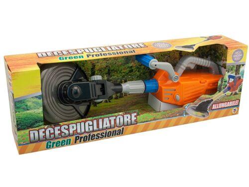 Decespugliatore Giocattolo tagliaerba giocattolo allungabile idea regalo bambini