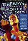Dreams That Money Can Buy 2015 DVD 089218755193