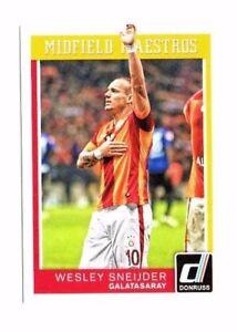 Wesley-Sneijder-2015-Panini-Donruss-Soccer-Midfield-Maestros