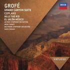 Grof': Grand Canyon Suite; Copland: Billy The Kid; El Sal¢n M'xico (CD, Jan-2013, Decca)