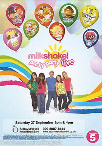image is loading event promo flyer milkshake party party live st