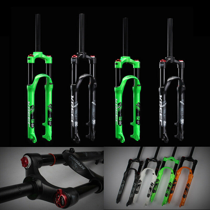26   27.5 inch Bike Fork Light Weight Air Suspension Forks for MTB Mountain Bike