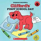 Clifford's First School Day by Norman Bridwell (Paperback, 1999)