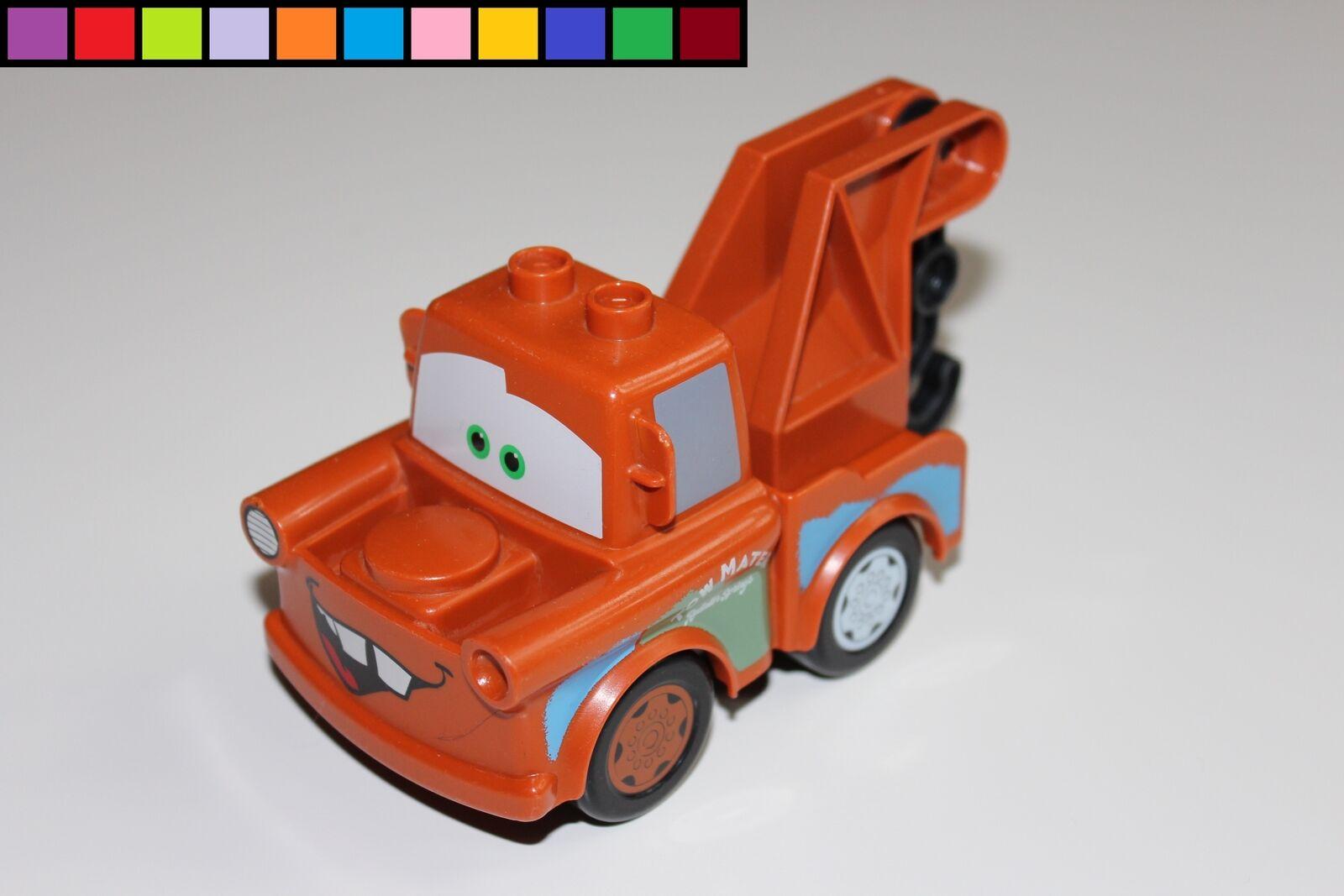 Lego Duplo - - - Cars - Hook - Abschleppwagen - aus 5814 6134 6d2ecc