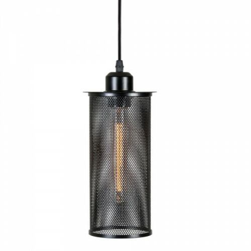 Modern Retro Vintage Industrial Net Metal Hanging Pendant With//Without Bulb