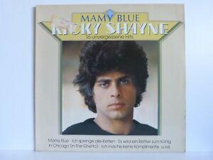 Ricky-Shayne-Vinyl-LP-16-unvergessene-Hits