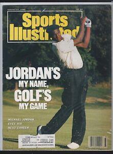 Sports-Illustrated-MICHAEL-JORDAN-On-Cover-8-14-1989-GOLF