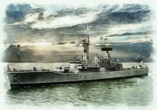 HMS ARIADNE HAND FINISHED LIMITED EDITION 25