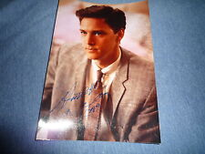 ANDREW MCCARTHY  signed Autogramm In Person 13x18 cm IMMER ÄRGER MIT BERNIE