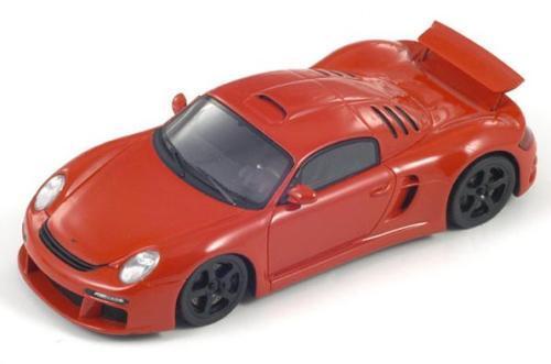 Porsche RUF CTR3  Red  2009 (Spark 1 1 1 43   S0744) 544117