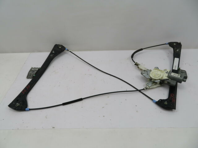 BMW E46 Coupe Convertible Passenger Electric Window Motor Mechanism