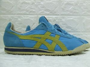 promo code f54e8 ef9db Details about SHOES MAN WOMAN VINTAGE ONITSUKA TIGER CANVAS size 5 - 38  (049)