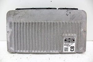14 CAMRY 89661-06K84 COMPUTER BRAIN ENGINE CONTROL ECU ECM EBX MODULE L1650