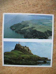 BROOKE BOND TEACARDS DISCOVERING OUR COAST DOUBLE CARD 1011 EXCELLENT CONDITION - <span itemprop=availableAtOrFrom>Bath, United Kingdom</span> - BROOKE BOND TEACARDS DISCOVERING OUR COAST DOUBLE CARD 1011 EXCELLENT CONDITION - Bath, United Kingdom
