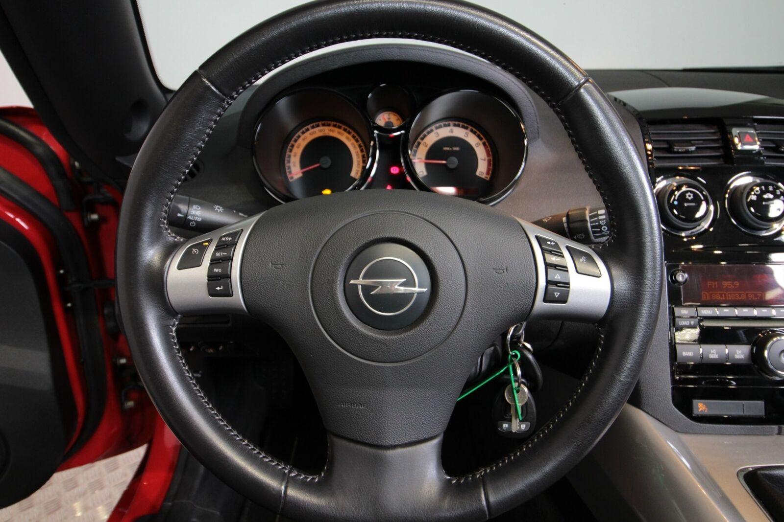 Opel GT Turbo Cabriolet