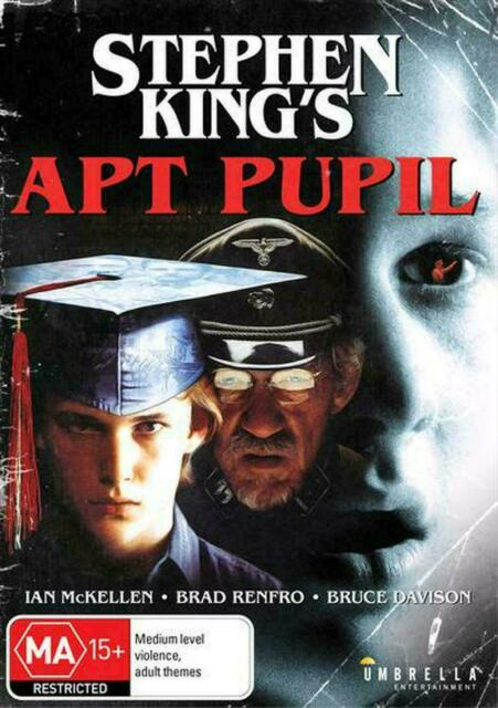 Apt Pupil - Stephen King New and Sealed DVD
