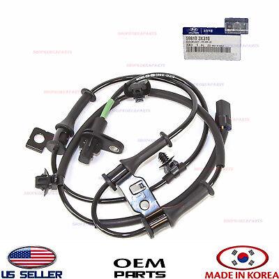 ABS Brakes FRONT Speed Sensor Left DRIVER ⭐OEM⭐ 59810A5300 for ELANTRA 2012-2016