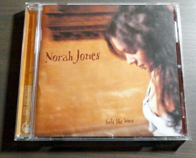 NORA JONES - Feels like Home
