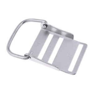 Universal Dive Tank Cam Buckle Scuba Diving Cylinder Strap Buckle Accessory