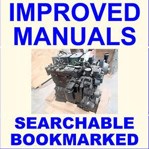 Case 4 390 4t 390 4ta390 Engine Complete Factory Service Repair Workshop Manual Ebay