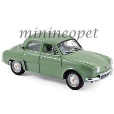 NOREV 185167 1958 RENAULT DAUPHINE 1/18 DIECAST MODEL CAR ASH GREEN