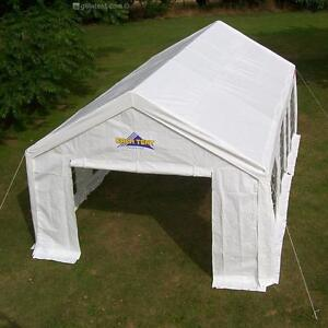 Image is loading 4m-x-8m-Gala-Tent-Marquee-Elite-PVC- & 4m x 8m Gala Tent Marquee Elite (PVC) Commercial Quality - (NOT a ...