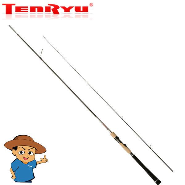 Tenryu Swat SW92M medio 9' 2  Casting Spinning Caña De PesCoche hecho en Japón