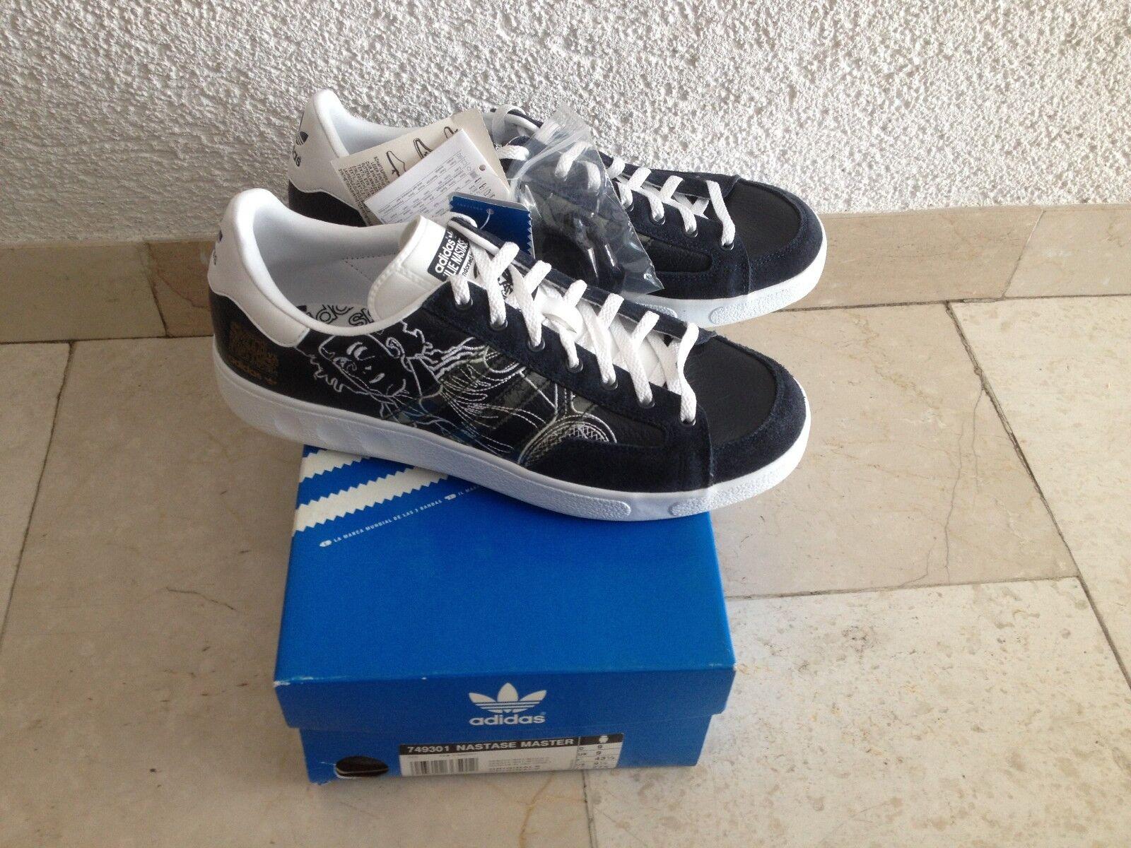 Adidas us nastase Master 43 1/3 us Adidas 9.5 BNWT 749301 ilie Stan Smith PROD. 11/05 ad6051