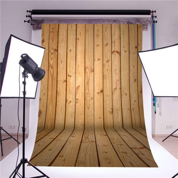 Photography Backdrops Photo Prop Studio Background Wooden Floor