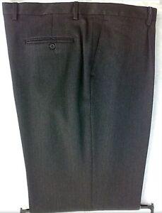 Jasp Pantalons Taille Plus Taille Classique Hommes 61 Laine Pure 18685qwT