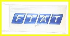 FIAT FLAG BANNER  doblo multipla palio idea panda 5 X 2.45 FT 150 X 75 CM