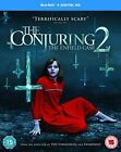 The Conjuring 2 Includes Digital Download Blu-ray 2016 Region