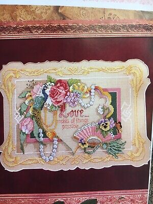 Nature ~ DIY Counted Cross Stitch Pattern A Mother/'s Affection ~ Deer