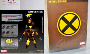 ONE-12-WOLVERINE-BROWN-MEZCO-TOYS-COM-A-26333-0696198765311-FREE-SHIPPING