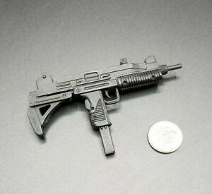 Gi Joe 1993 Destro sub-metralhadora um dia de processamento