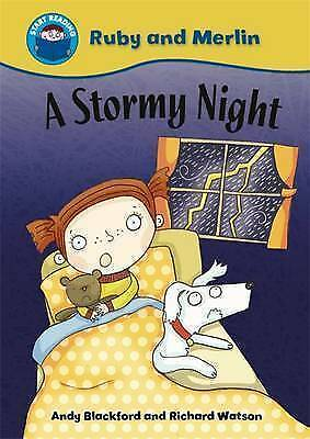 1 of 1 - A Stormy Night (Start Reading: Ruby and Merlin), New, Andy Blackford Book
